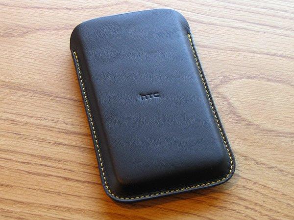 HTC HD2 в чехле