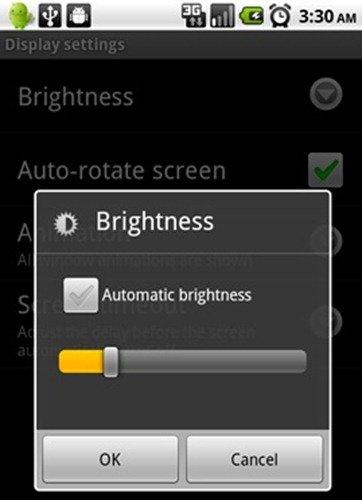 Как работает автоматическая регулировка яркости.  Все современные Android-телефоны оснащаются датчиком освещенности...